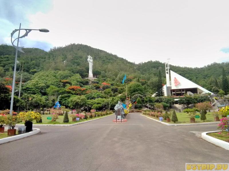 Статуя Девы Марии в Вунгтау