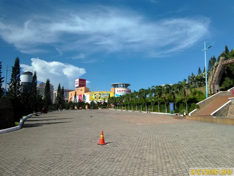 Мемориал мучеников в Вунгтау, или Martyrs' Memorial