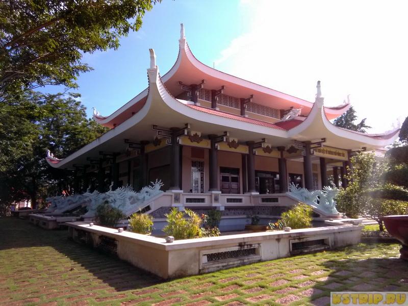 Пантеон Хо Ши Мина в Вунгтау