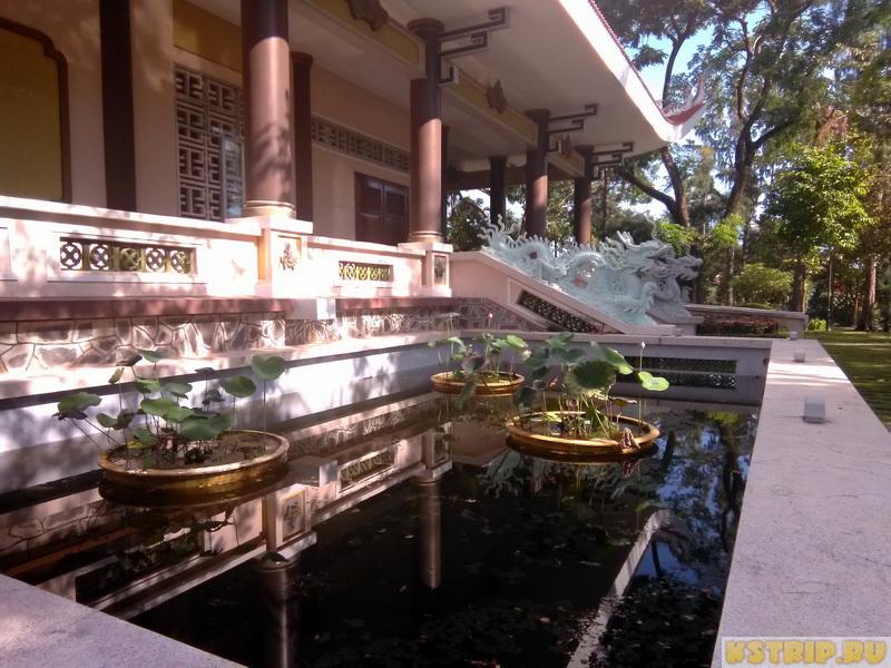 Пантеон Хо Ши Мина в Вунгтау и парк