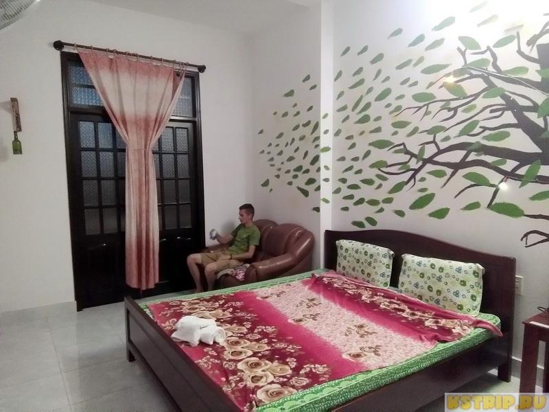 Отель в Нячанге Little Home