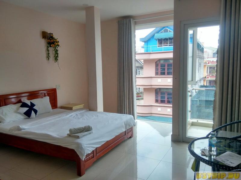 Отель в Далате Minh Nguyen