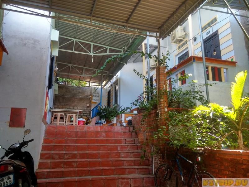Отель в Муйне Minh Khoi Guesthouse – два типа домиков