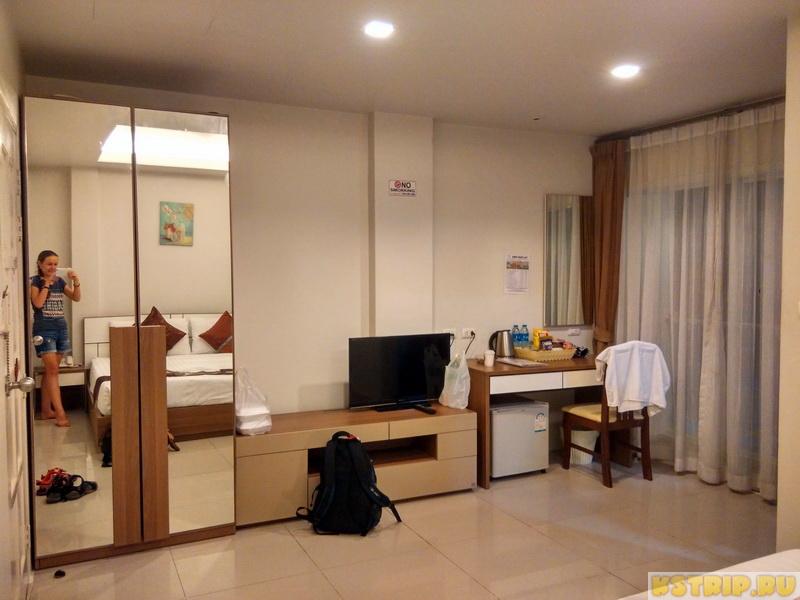 Отель на Пхукете PKL Residence