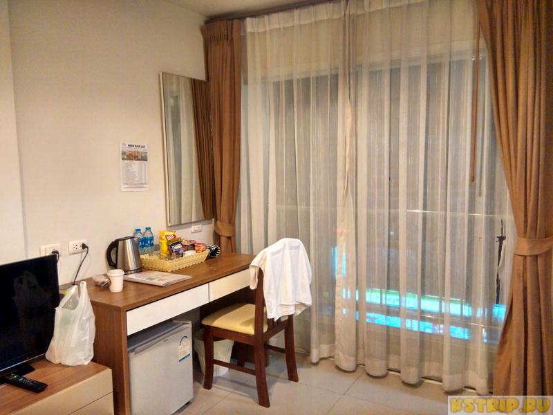 Отель на Пхукете PKL Residence – номера с видом на дорогу либо речку-вонючку