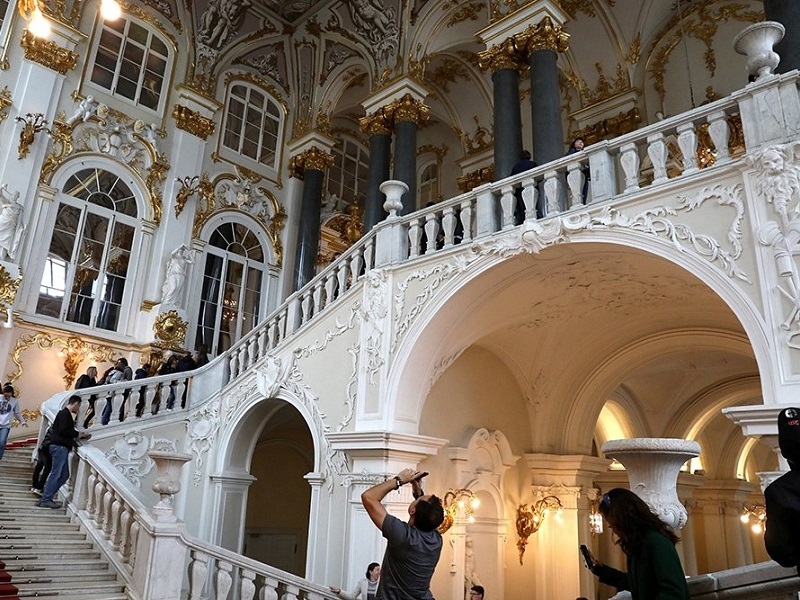 10 самых популярных музеев мира