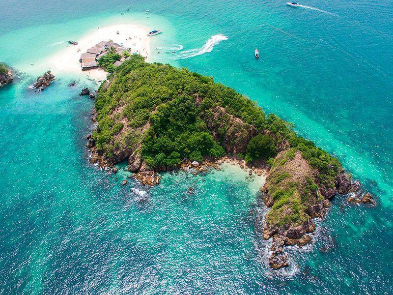 Экскурсии на Пхукете: Сказочные острова Пхи-Пхи и Кай