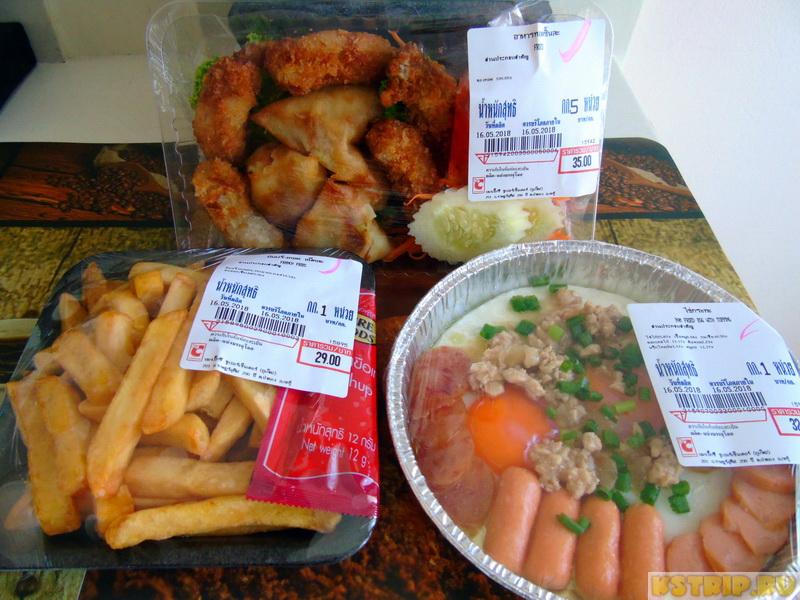 Чем недорого перекусить на Пхукете