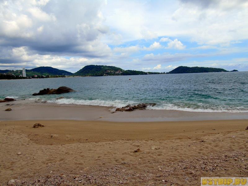 Пляж Калим на Пхукете – продолжение пляжа Патонг