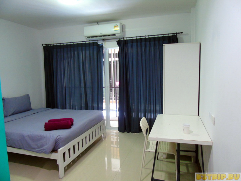 Отель на Пхукете Bedbox Guesthouse & Hostel