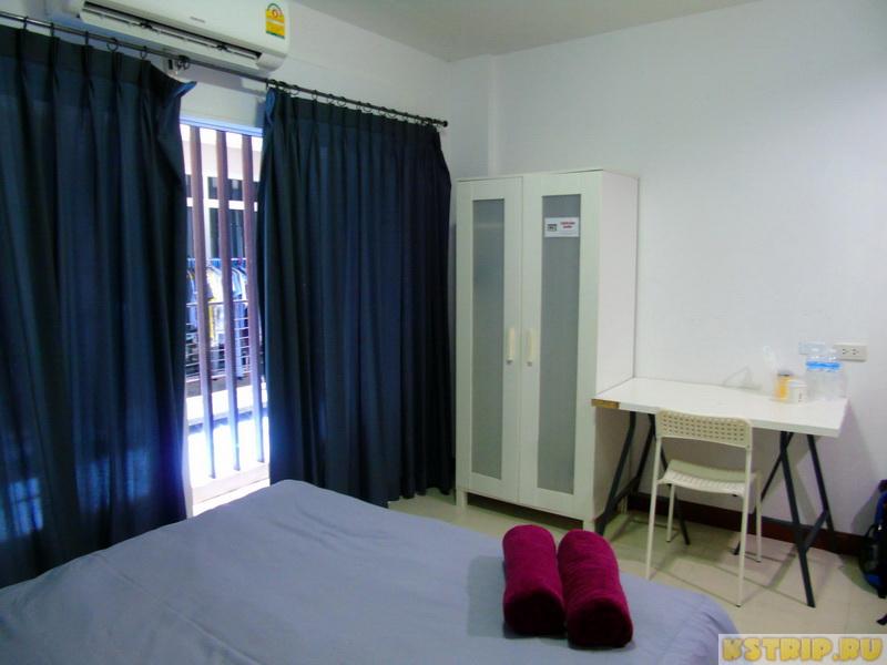 Отель на Пхукете Bedbox Guesthouse & Hostel – неплохой хостел для отдыха
