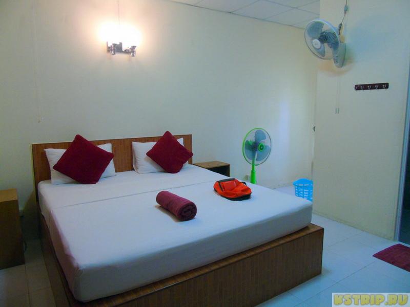 Отель у аэропорта Пхукета Phuket Airport Overnight Hotel
