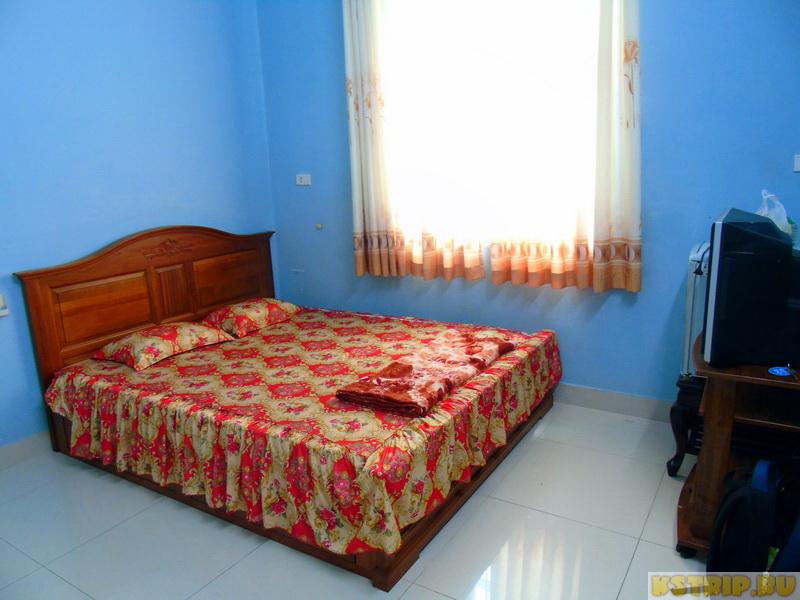 Отель в Вунгтау Homestay VT