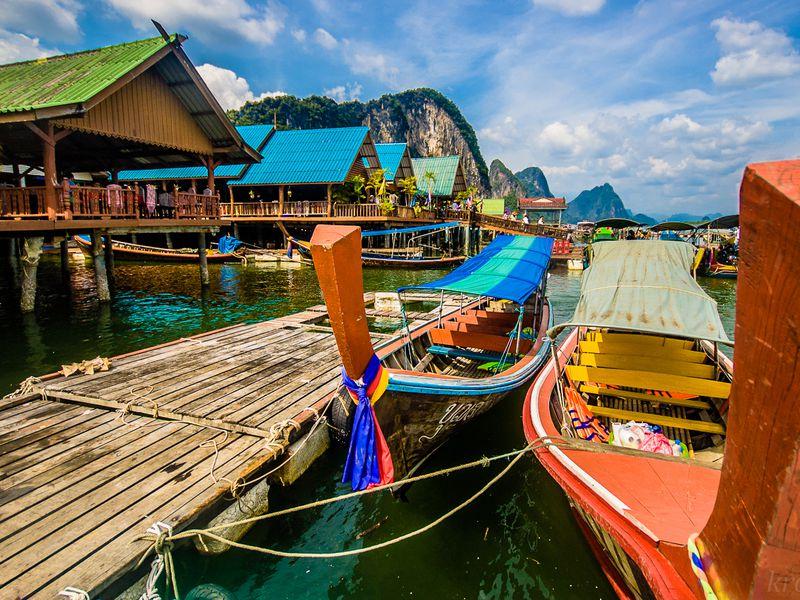 Экскурсии на Пхукете: Чудеса провинции Пханг Нга