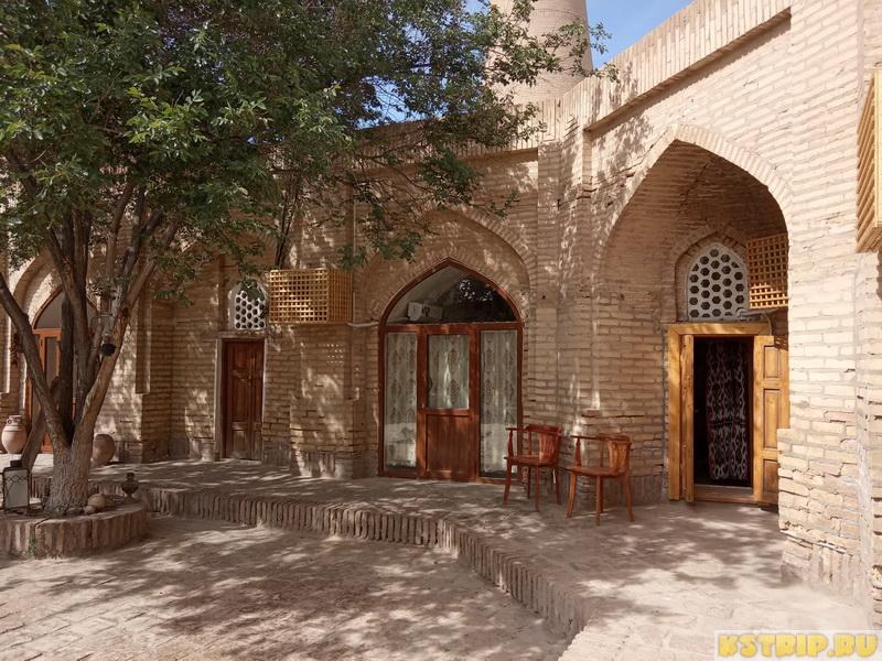 Отель в Хиве Silk Road Caravan Sarai