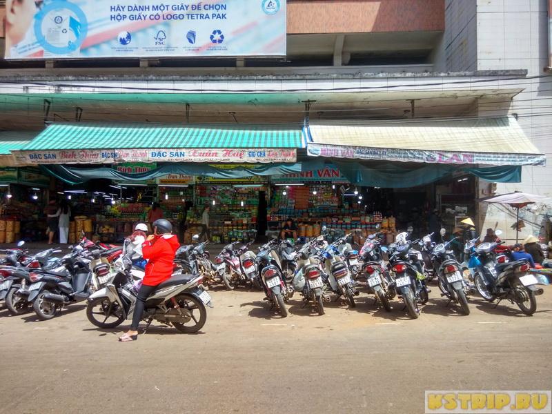Рынок в Далате Cho Moi Dalat, или Dalat Market – отличные товары по низким ценам