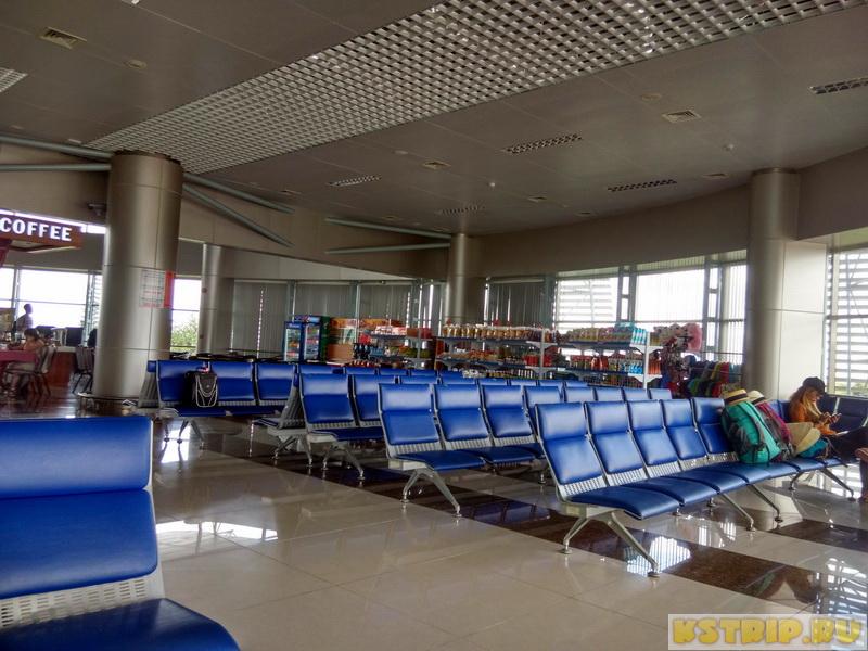 Как добраться из Далата до аэропорта Лиенгкуон (33 км от города) и обратно