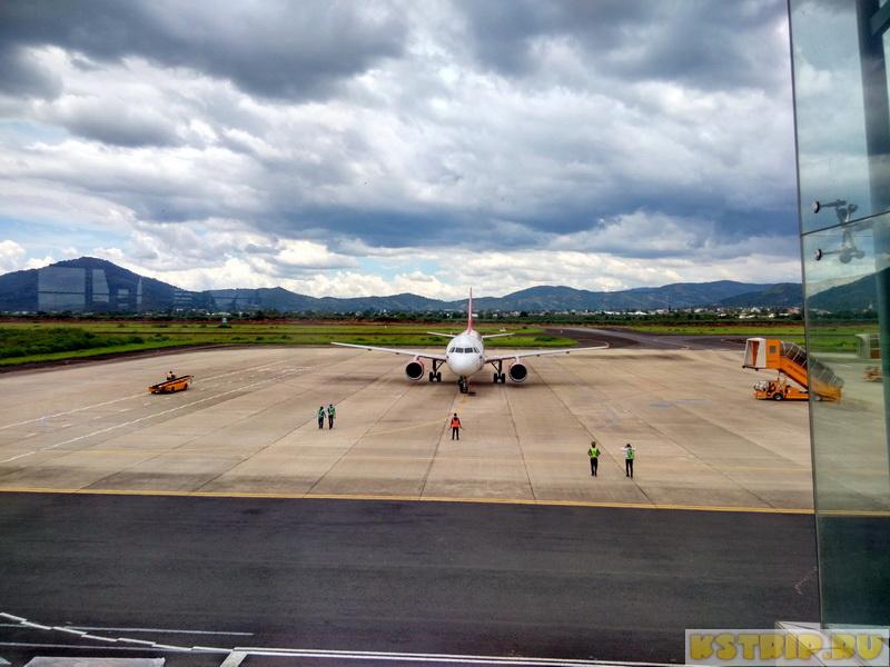 Аэропорт в Далате - Лиенкуонг