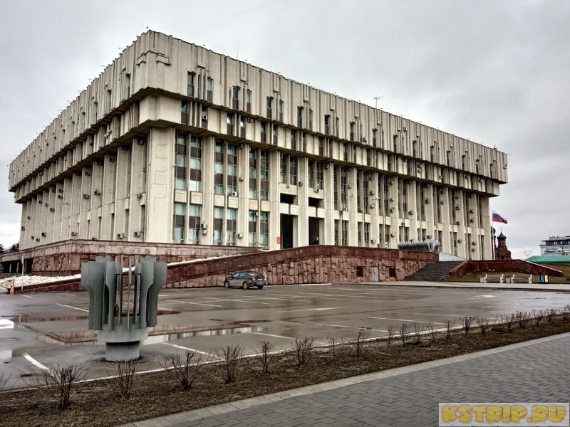 Площадь Ленина в Туле