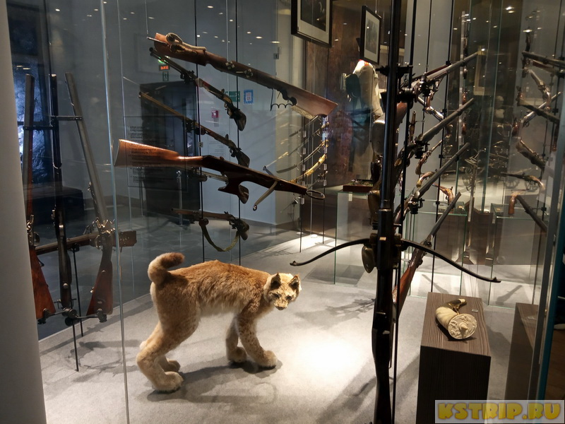 Музей оружия в Туле