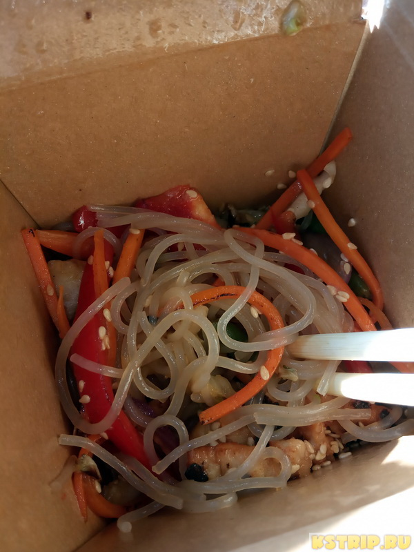 My Box, или Где поесть азиатскую еду в Волгограде