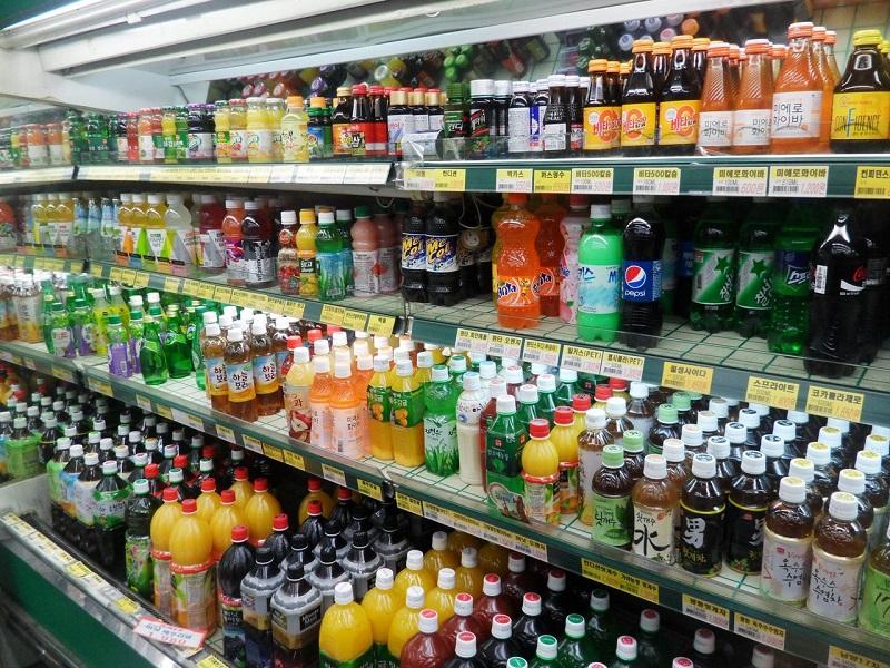 Коллагеновые напитки в Таиланде