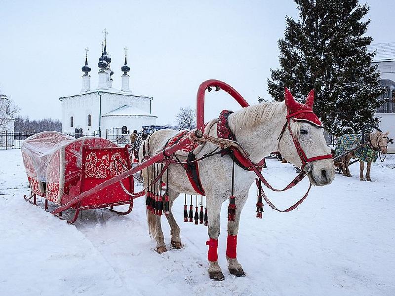 Топ-10 самых красивых зимних городов России