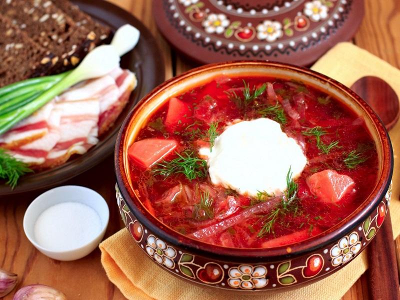 Русская кухня в глазах иностранца – что они о ней думают