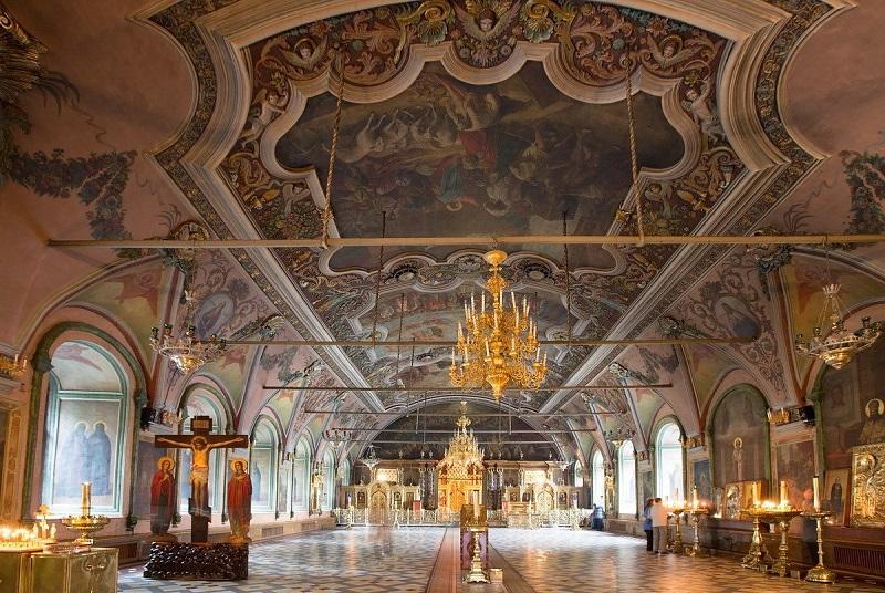 Достопримечательности Сергиев Посада и экскурсии в Сергиев Посаде – что посмотреть