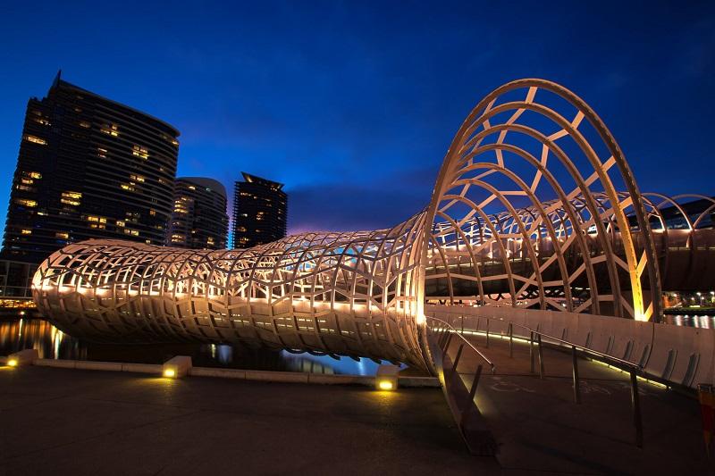 Самые удивительные мосты мира